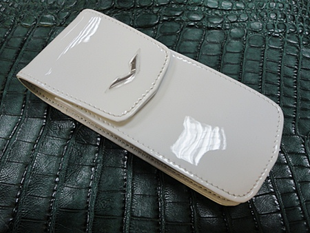 чехол к Vertu Constellation Pure White
